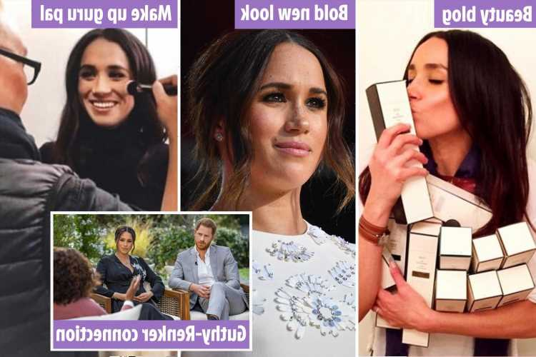 Six signs Meghan Markle is about to launch another megabucks business to boost £230m fortune