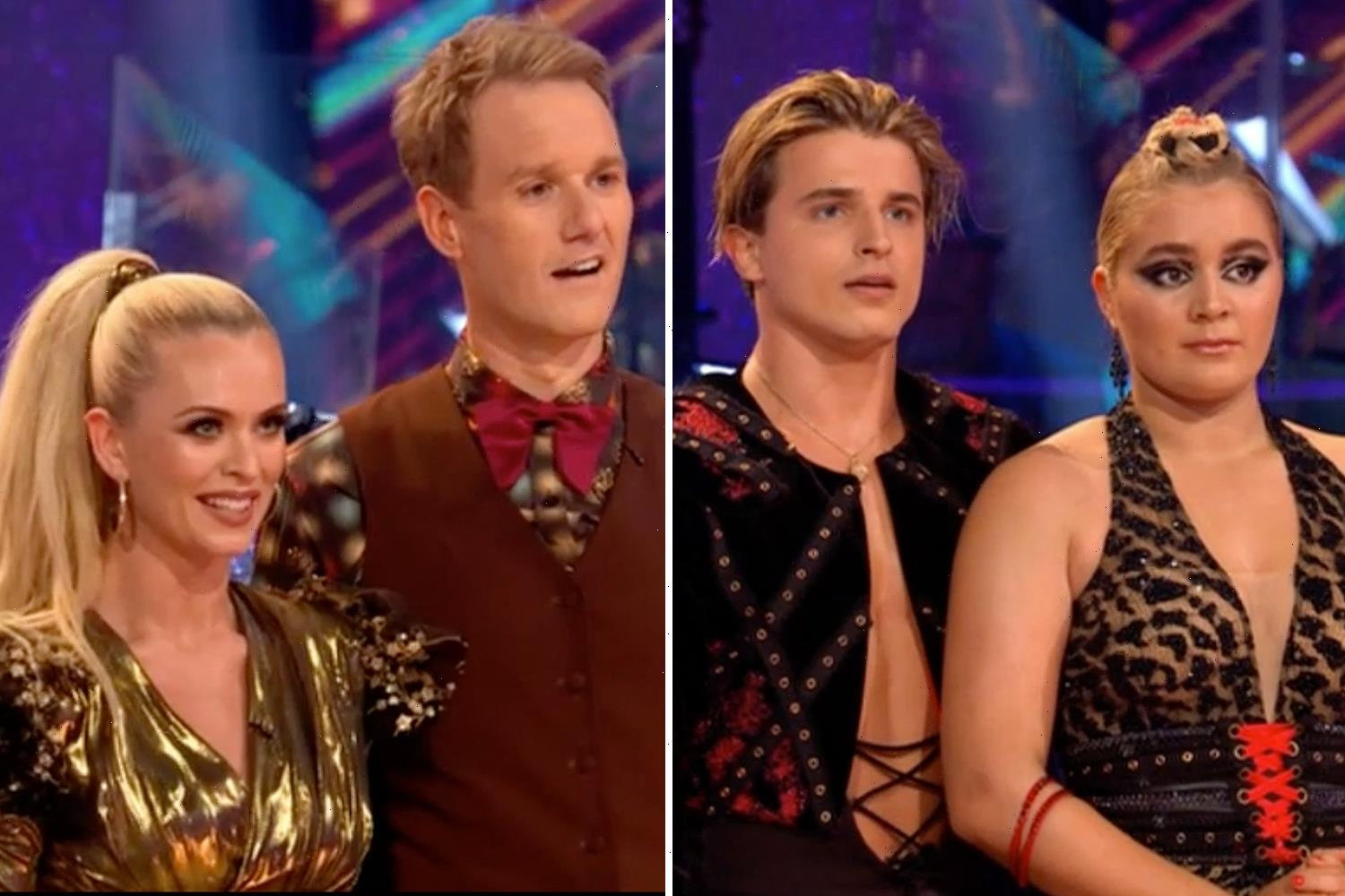 Strictly faces new fix row as fans claim show favourites are 'overmarked'