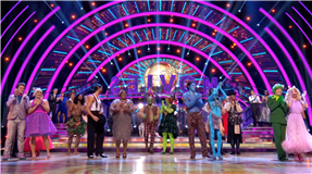 Strictly fans convinced star has accidentally let slip who leaves tonight in massive blunder