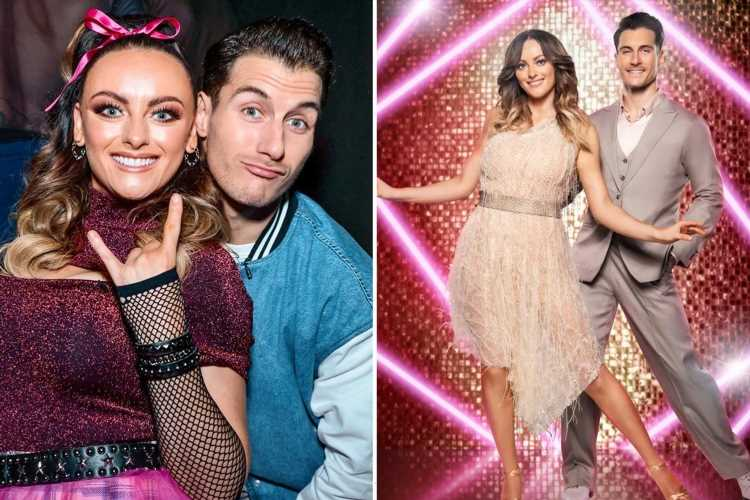 Strictly fans think Katie McGlynn and Gorka Marquez aren't getting along as they spot 'tension'