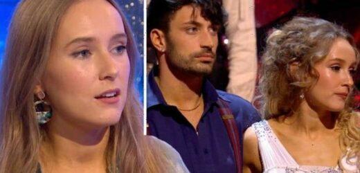 Strictlys Rose Ayling-Ellis in update on broken hearing aid amid partner Giovannis fears