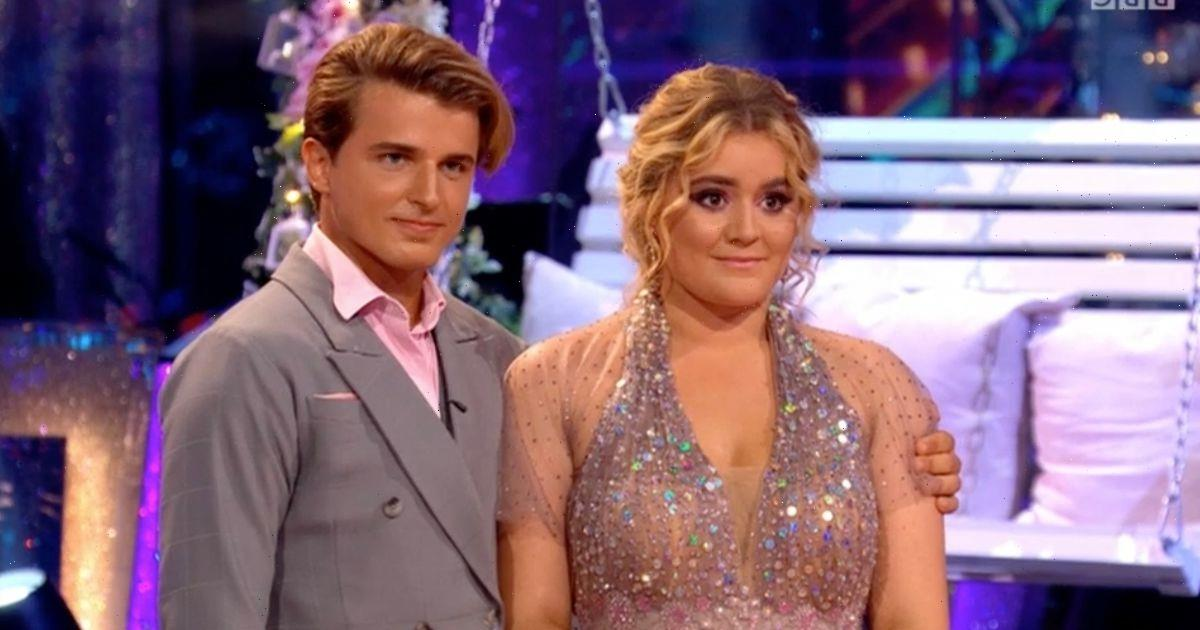 Strictly's Tilly Ramsay hits out at radio presenter who called her 'chubby' and said she 'can't dance'