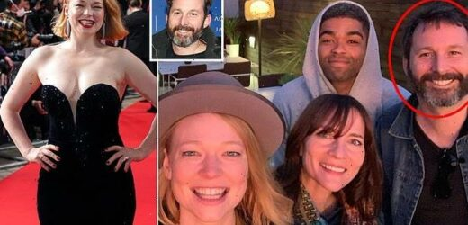 Succession star Sarah Snook secretly MARRIES comedianDave Lawson