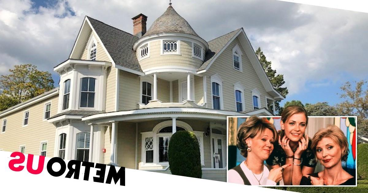 The house from Sabrina The Teenage Witch is now on sale for $1.95million