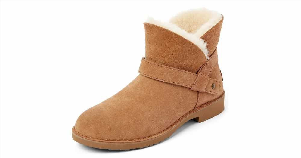 These Ultra-Popular UGGs Are Water Resistant and 60% Off Right Now