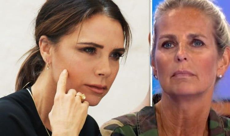 'Tragic waste!' Victoria Beckham's restaurant comments make Ulrika Jonsson 'want to weep'