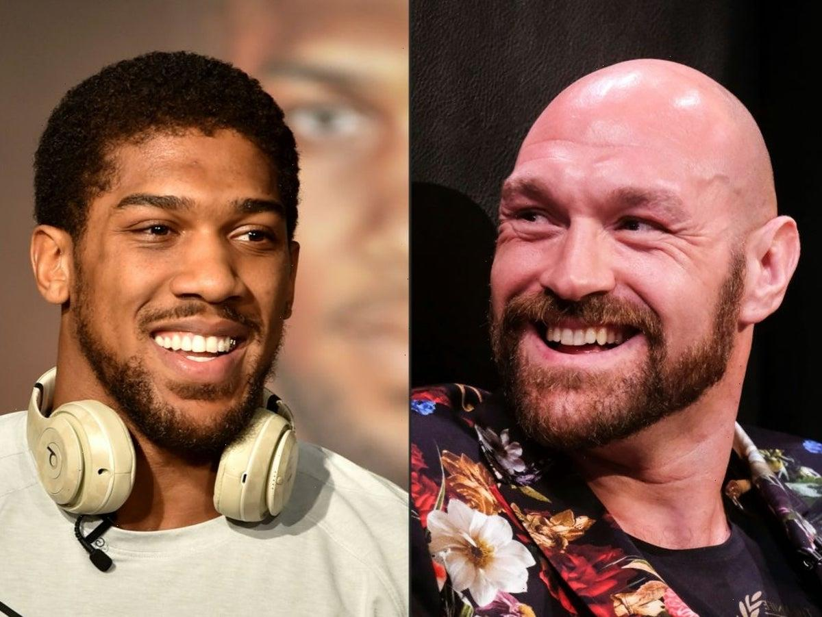 Tyson Fury beats Anthony Joshua 'in every department', claims promoter Frank Warren