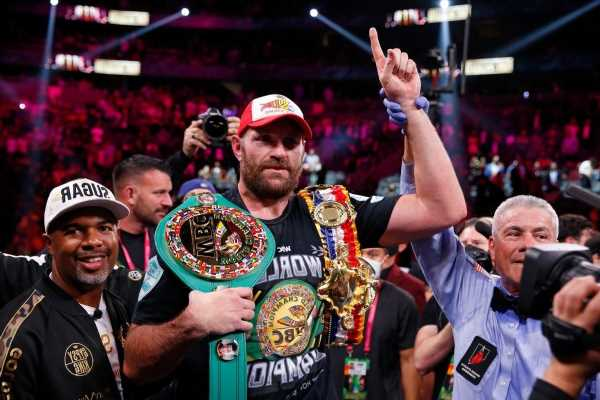 Tyson Fury could retire after Deontay Wilder win, Carl Froch claims