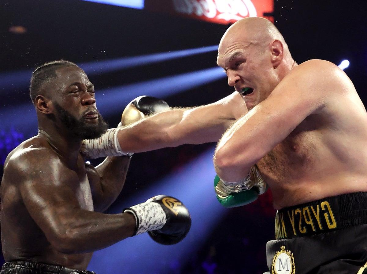 Tyson Fury insists he 'won't make same mistake' as Anthony Joshua against Deontay Wilder