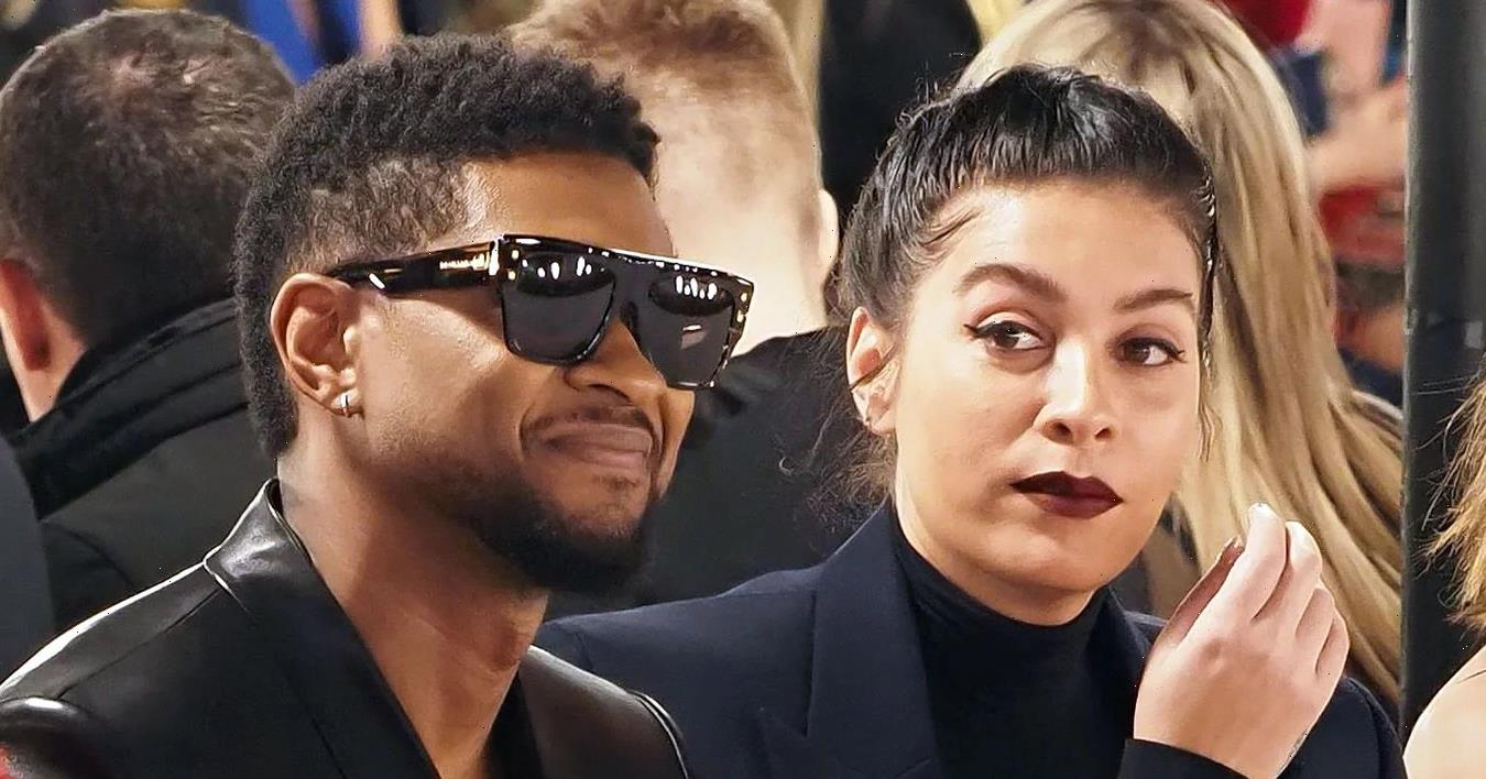 Usher's GF Jenn Goicoechea Gives Birth to Their 2nd Child Together, His 4th