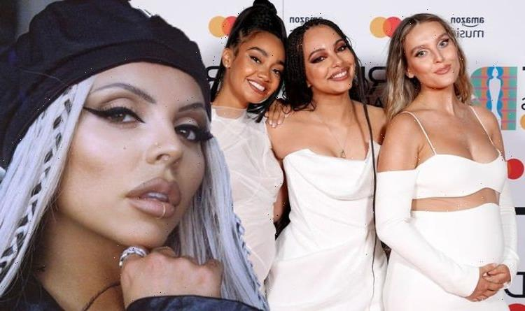 'We just don't talk' Jesy Nelson hasn't spoken to her Little Mix bandmates since exit