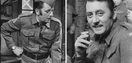 What happened to Private Joe Walker in Dads Army?