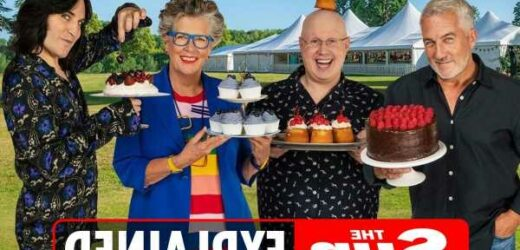 What week is it on Bake Off 2021? Week four theme revealed