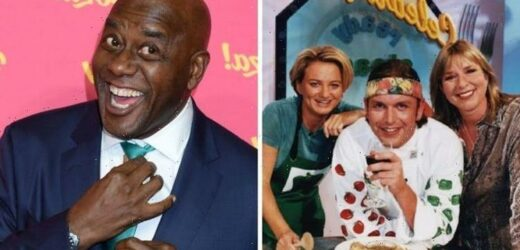 Where are the original chefs of Ready Steady Cook now?