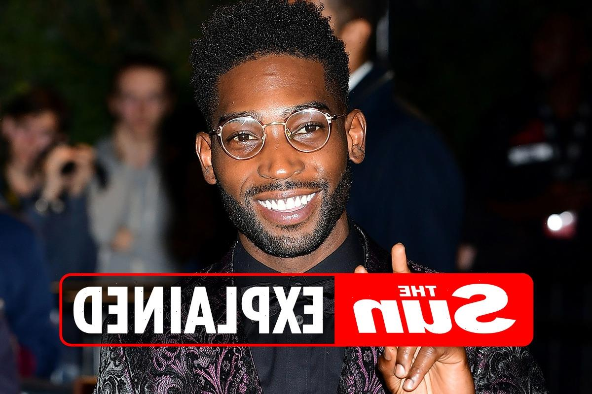 Who is Tinie Tempah and how tall is he?