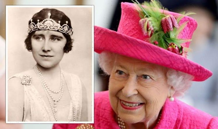 Why Queens precious tiara has a sweet link to Queen Mother