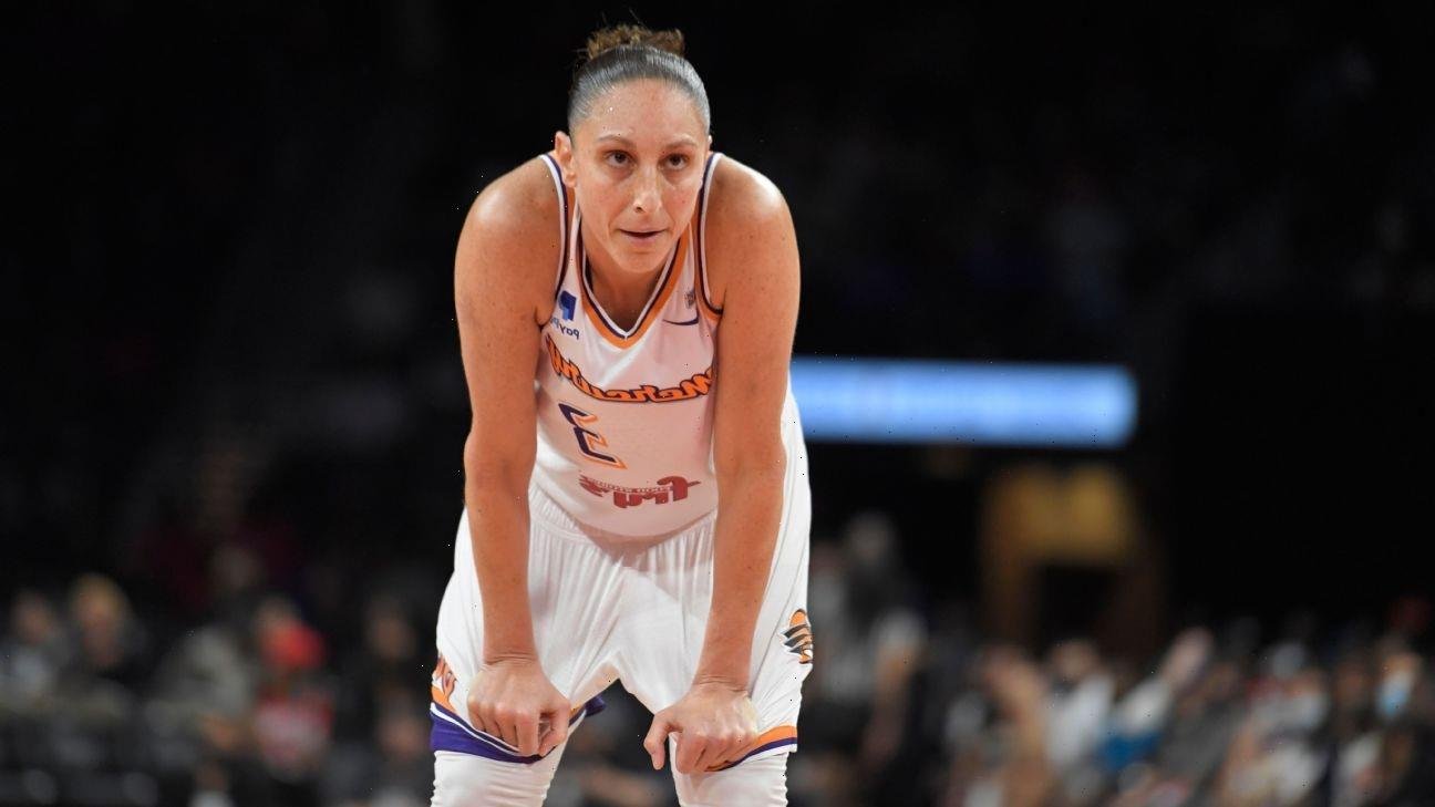 Why the Mercury's Diana Taurasi might be closer to retiring than you think