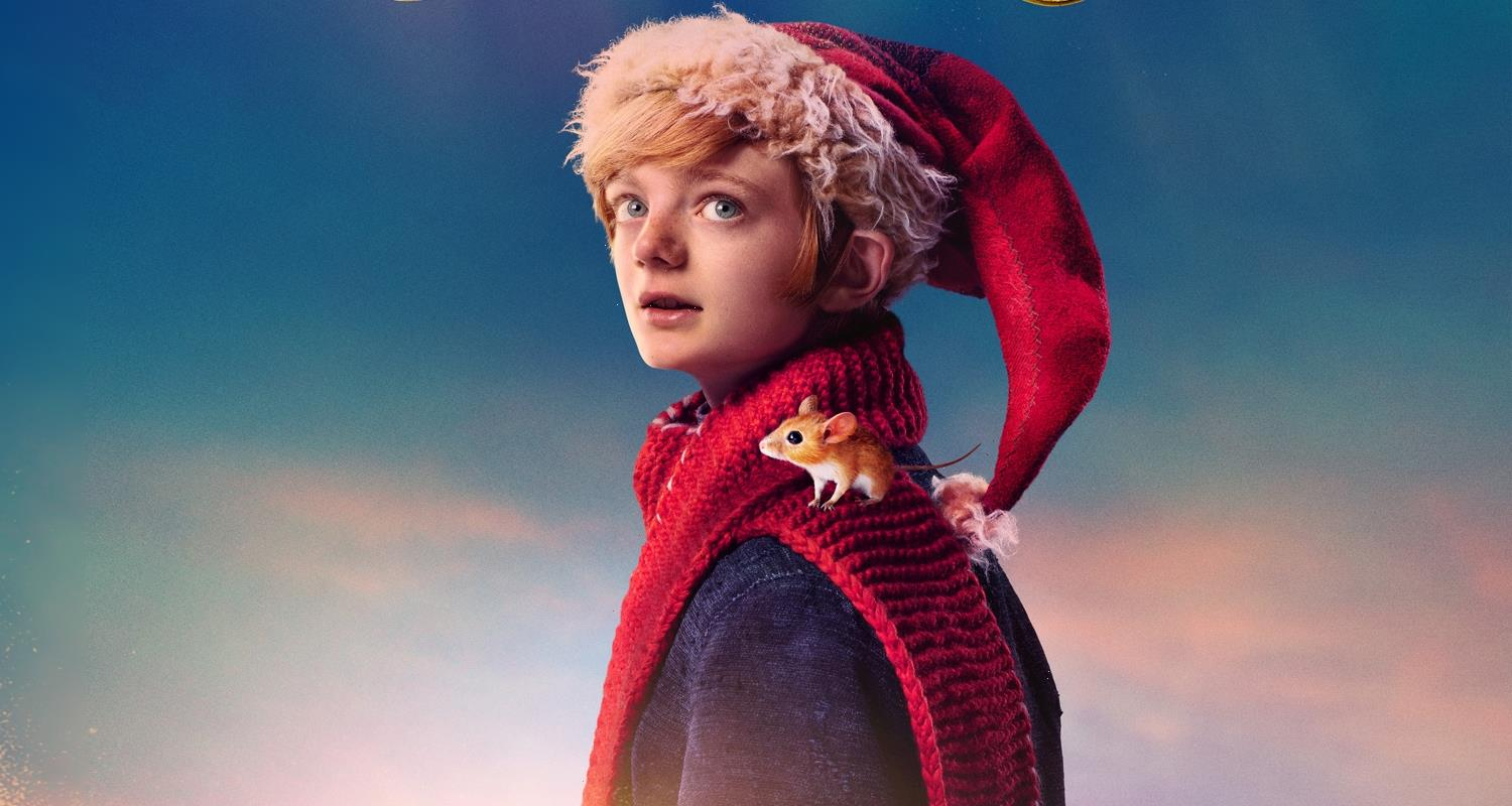 Will Lawfull Stars In First Teaser For 'A Boy Called Christmas' – Watch Now!