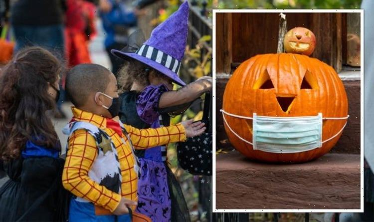 Will there be trick and treating in 2021 UK? Halloween Covid rules in full