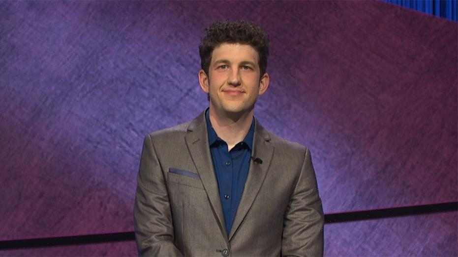 'Jeopardy!' champ Matt Amodio gets recognition from Ken Jennings after breaking yet another record